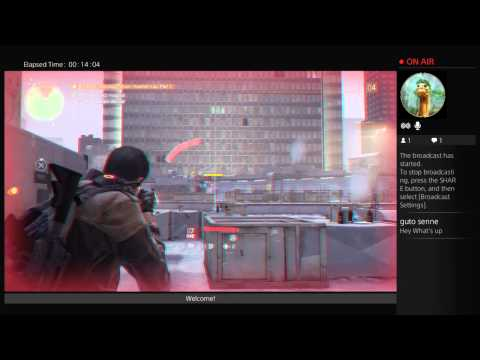 The Division![Beta Gameplay!!] Live Stream