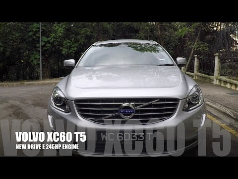 2017 Volvo XC60 T5 Full In Depth Review From Malaysia | Bobby Ang