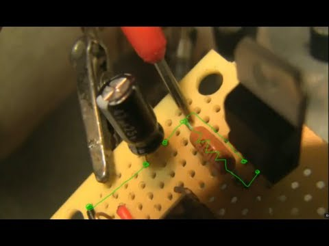 How to Build a 1000mW Burning Blue Laser Driver - Complete Tutorial -