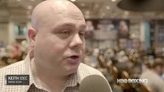 HBO Boxing News: Media Talk Canelo Alvarez (HBO Boxing)