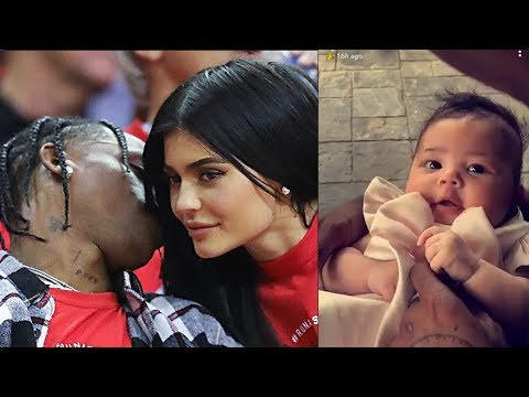 Kylie Jenner Not Taking Precautions With Travis Scott! Can't Wait To Have ANother Baby!