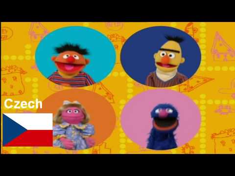 Play With Me Sesame - When we say Play With Me You Say Sesame [Multilanguage] (CZECH Flag Fixed)