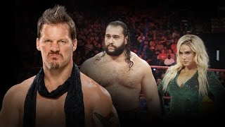 Chris Jericho spars with Rusev & Lana on Twitter