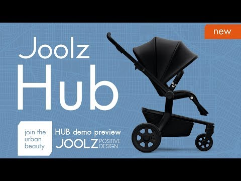 Joolz HUB Full Demonstration - Direct2Mum