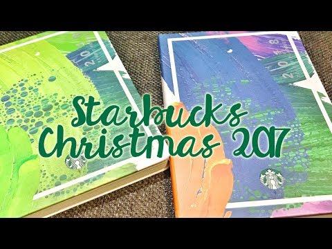 Starbucks Philippines Christmas 2017 Drinks, Food, Cards, and 2018 Planner | Diyosa Life TV