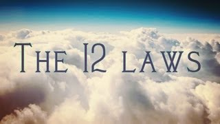 Download The 12 Universal Laws That Governs Our Lives! (Create Your Life!) Video