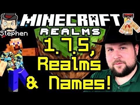 Minecraft News PAY TO PLAY REALMS & Change Your Name!