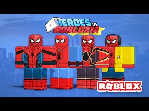Roblox Spider Man Homecoming Shirt - Spider Man Vs Vulture Roblox Heroes Of Robloxia Download Mp4