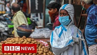 Coronavirus: India overtakes Russia in Covid-19 cases - BBC News