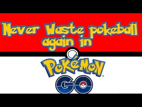 Stop wasting pokeballs best way to catch pokemon (practice game)