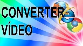 Converter Video Para Qualquer Formato Sem Programa