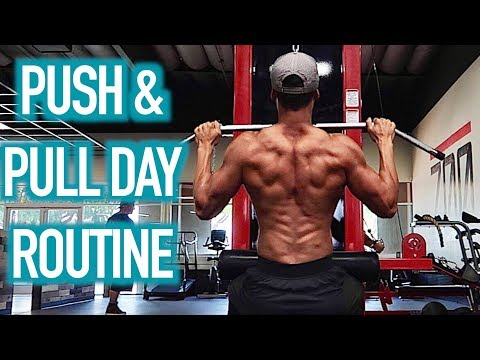 AMAZING UPPER BODY (SHREDDED) ROUTINE