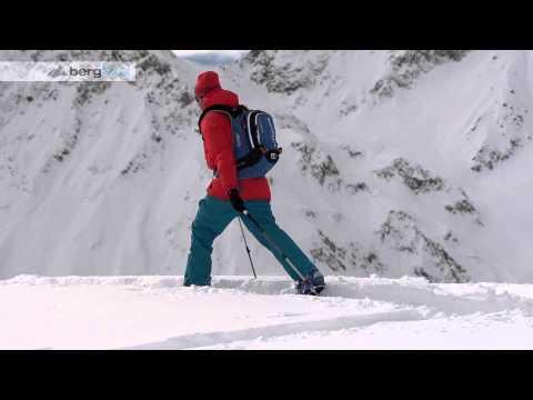 Learn snowboarding – Splitboarding for beginners