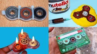 5 Simple and Fun Ways To Make Fidget Spinner At Home