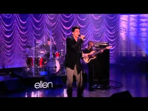 Adam Lambert Better Than I know Myself Live Ellen show