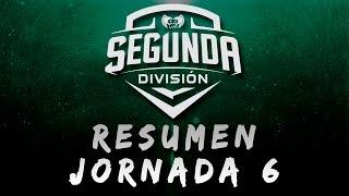 Resumen de Segunda División de LVP con Future: Jornada 6