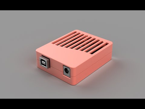 Designing and 3D Printing an Enclosure for Arduino Uno