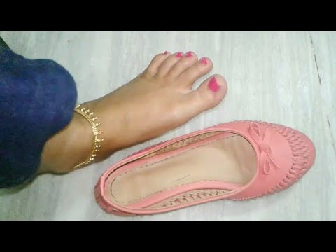 जूते या सैंडल मैं साइज का प्रॉब्लम हो सफाई या स्मैल का, सब का Solution देखें, इस वीडियो में by RUBI