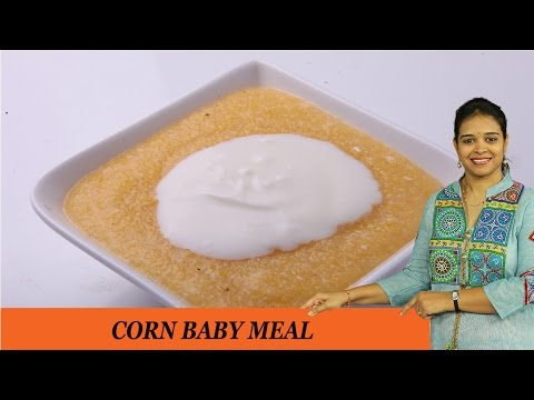 Corn Baby Meal - Mrs Vahchef