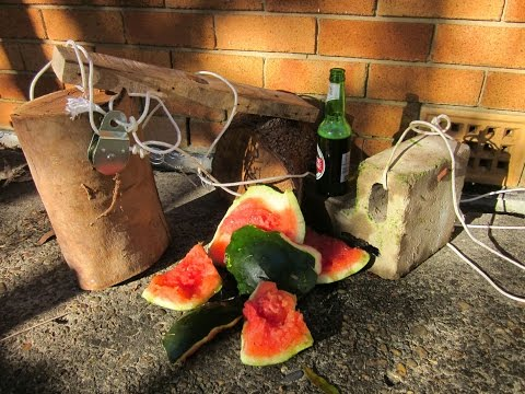 How to Open a Beer with a Watermelon - Episode 3