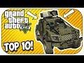 Top 10 MUST OWN Vehicles in GTA Online! (2018 UPDATE)