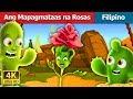 Ang Mapagmataas Na Rosas Kwentong Pambata Filipino Fairy Tales