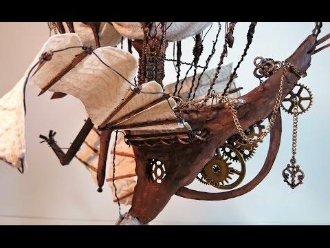 How to make a Steampunk Airship DIY