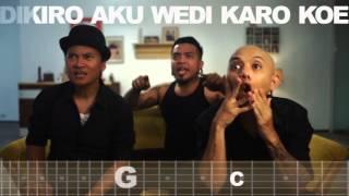 Endank Soekamti - Ojo Nesu (Official Karaoke Video)