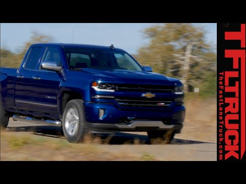 2016 Chevy Silverado First Drive Review: Meet the New Face of Chevy Trucks