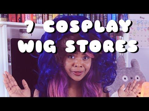 Top 7 Best Cosplay Wig Websites of 2017 🌙