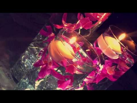 DIY Dollar Tree Wedding Centerpiece| LED Light Floating Candle