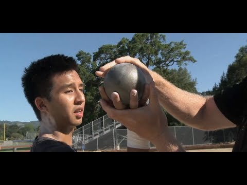Shot Put: How Hard Can It Be?