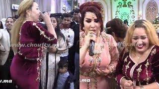 الفيديو القنبلة..رقص مثير للشيخة الطراكس في حفل زفاف بنت الستاتي وهاشنو دارت سعيدة شرف