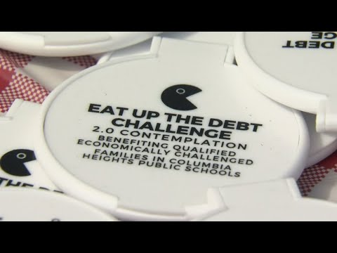 Columbia Heights Residents Raise Money To Pay Off School Lunch Debt