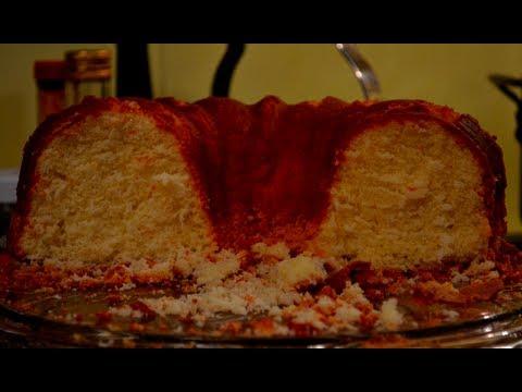 Sour Cream Pound Cake Recipe | Holiday Favorite!