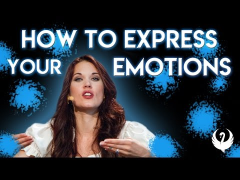 How To Express Your Emotion - Teal Swan