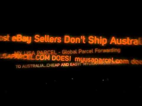 eBay International Shipping to Australia