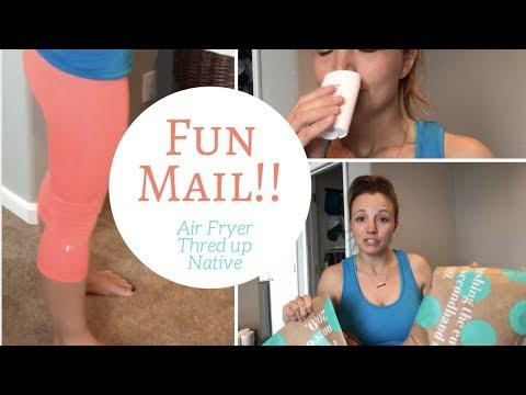 Fun Mail! | Air Fryer, Native & ThredUp!