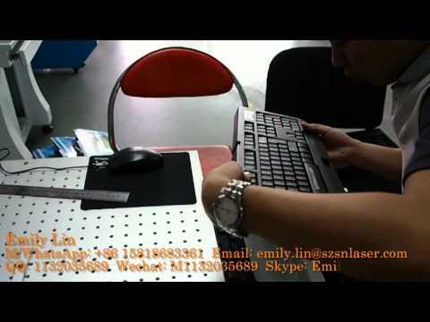 Swedish/Arabic keyboards printing machine French/Spanish keyboard laser engraving machines