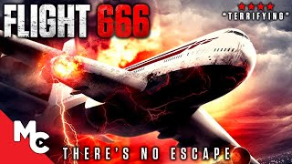 FLIGHT 666 | Full Action Horror Movie