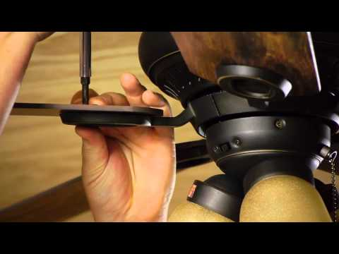 How to Remove Ceiling Fan Blades to Clean : Ceiling Fan Maintenance