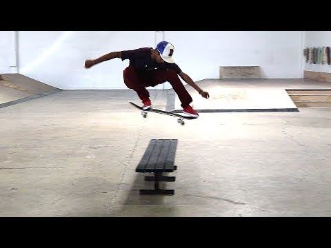 HOW TO OLLIE HIGHER THE EASIEST WAY TUTORIAL WITH VINNIE BANH