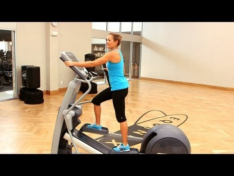 Elliptical Workout Tips & Tricks | Fitness How To