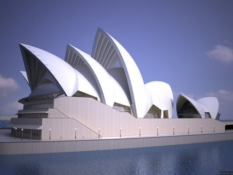 3Ds Max Sydney Opera Modeling Tutorial INTRODUCTION