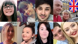 Manchester terror attack: Victims and heroes in arena bombing identified