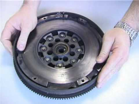 Dual Mass Flywheel Movement