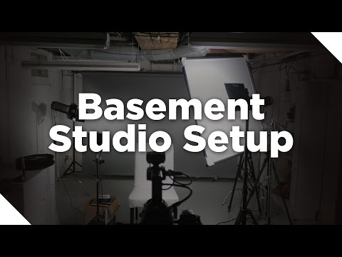 Setting Up a Basement Video Studio