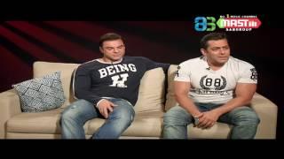Exclusive Interview - Tubelight - Salman Khan & Sohail Khan