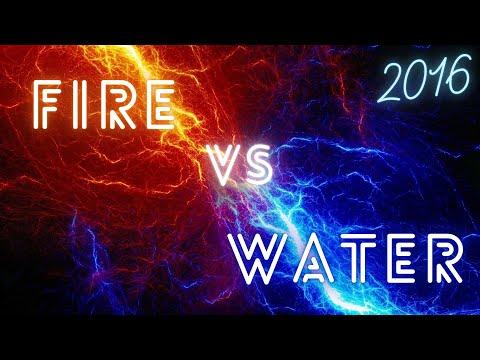 Wet Paper VS. Fire•Will It Burn?