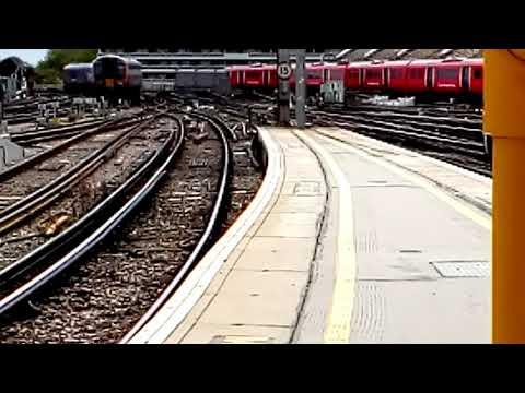 Trains at: London Waterloo - Part 3 - SWML - 28/8/18